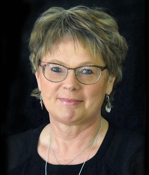 Ingela Lönander, vårdadministratör