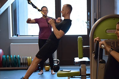 Sävsjö Företagshälsovård Gym 02