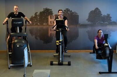 Sävsjö Företagshälsovård Gym 03